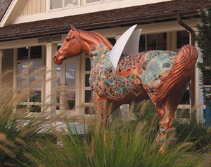 Winged Horse Extravaganza - Kitty Hawk, NC